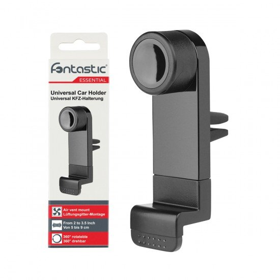 Essential Car holder airvent black