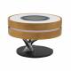 Fontastic Exclusive Multi-Funktions Lampe Icona TWS Lautsprecher, 2x5W, Induktive Ladestation, Uhr