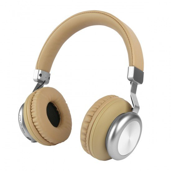 BT On-Ear Headset BaXx beige/silver